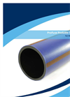 Radius - Model SC100 (PE100) - Mains Water Pipe Brochure