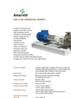 Model C Series - Chemical Process Pump Brochure