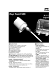 Delavan - Model Captrol Cap Point 520 - R.F. Capacitance Liquid-Bulk Level - Datasheet