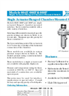 Omnitrol 664, 666 & 668 (F) - Single Actuator Flanged Chamber Mounted Switch - Datasheet