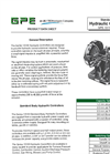 GPE - Model 13110 Series - Hydraulic Controller - Brochure