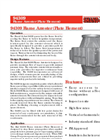 Shand & Jurs - Model 94309 - Flame Arrester (Plate Element) - Brochure