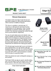GPE - Model 31850 - LED Edge Guide Sensor - Brochure