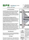 GPE - Model 21550 - Heavy Duty Pneumatic Edge Guide Sensor - Brochure