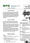 GPE - Model 21521 - Pneumatic Edge Guide Sensor - Brochure