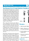 Omnitrol - Model 610/710 - Top Mounted Level Control Switches Graphite Displacers - Datasheet