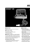 Sonac - Model 120 - Single Point Level Switch - Datasheet