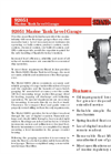 Shand & Jurs - 92051 - Marine Tank Level Gauge - Brochure