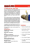 Shand & Jurs - Model 97100E - Electric Drip Trap - Brochure