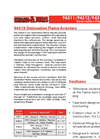 94311, 94312, 94313, 94314 - Detonation Flame Arresters – Brochure