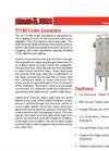 97180 - Foam Separator – Brochure
