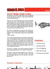 Shand & Jurs - Model 96181 - Water Drain Valve - Brochure