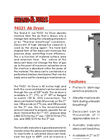 Shand & Jurs - Model 94321 - Air Dryer - Brochure