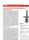 Shand & Jurs - Model 94270 - Vapor Guard Tank Blanketing Valve - Brochure