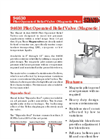 Shand & Jurs - Model 94630 - Pilot Operated Relief Valve (Magnetic Pilot) - Brochure