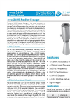 L&J Engineering - Model evo 2600 - Radar Level Gauge - Brochure