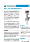 L J Engineering - Model MCG 1090 - Level Alarm Probe - Brochure