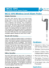 L&J Engineering - Model MCG 1095 - Wireless Level Alarm Probe - Brochure