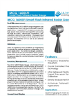 Model MCG 1600SFI - Smart Flash Infrared Radar Gauge Conar Antenna - Brochure