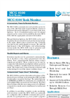 L&J Engineering - Model MCG 8100 - Tank Monitor - Brochure