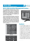 L&J Engineering - Model MCG 3900 - Inventory Management System - Brochure