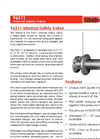 Shand & Jurs - Model 96311 - Internal Safety Valve - Brochure