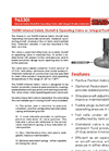 96330I - Internal Safety Shutoff and Operating Valve with Integral Position Indicator – Brochure
