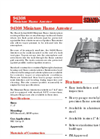 Shand & Jurs - Model 94308 - Miniature Flame Arrester - Brochure