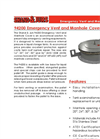 Shand & Jurs - Model 94200 - Emergency Vent and Manhole Cover - Brochure
