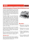 Shand & Jurs - Model 94520 - Emergency Pressure Vent and Manhole Cover - Brochure