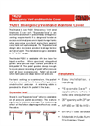 Shand & Jurs - Model 94201 - Emergency Vent and Manhole Cover - Brochure