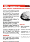 Shand & Jurs 94221 - Emergency Vent and Manhole Cover (Pressure and Vacuum) - Datasheet