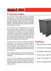 Shand & Jurs Biogas - Model 97126 - Gas Purifier - Brochure