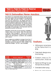 Shand & Jurs - Model 94311, 94312, 94313, 94314 - Detonation Flame Arresters - Brochure