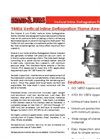 94406 - Vertical Inline Deflagration Flame Arrester – Brochure