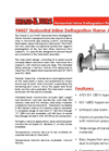 Shand & Jurs - Model 94407 - Horizontal Inline Deflagration Flame Arrester - Brochure