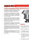Shand & Jurs 94550 - Combination Flame Arrester and Free Vent  - Datasheet
