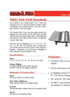 Shand & Jurs - Model 94241 - Free Vent (Hooded) - Brochure