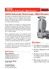 Shand & Jurs - Model 92030 - Automatic Tank Gauge (High Pressure) - Brochure