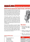 Shand & Jurs - Model 93376 - Semi Automatic Tank Gauge and Sampling Lock - Brochure