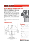 Shand & Jurs - Model 94530 - Snap Action Vacuum Vent - Brochure