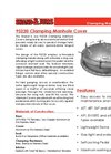 Shand & Jurs - Model 95220 - Clamping Manhole Cover - Brochure