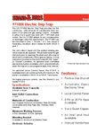 Shand & Jurs - Model 97100 - Manual Drip Trap - Brochure