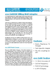 L&J Engineering - Model evo 2600SW - Stilling Well Adapter - Brochure