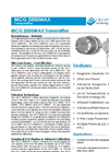 L&J Engineering - Model MCG 2000MAX - Level Transmitter - Brochure