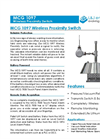 L&J Engineering WirelessHART - Model MCG 1097 - Relief Alarm System - Brochure