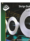 GPE Strip Guiding Systems - Brochure