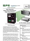GPE - Model 31551 - Heavy Duty Edge Guide Sensor - Brochure