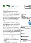 GPE - Model 31611 - Capacitance Center Sensor - Brochure