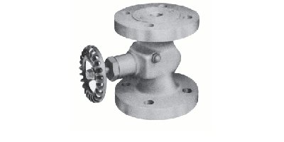 Shand & Jurs - Model 93421 - Tape or Cable Block Valve